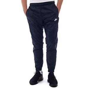 NIKE Men's Woven Track Pants Black size XL